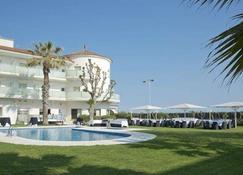 Hotel Playafels - Castelldefels - Basen
