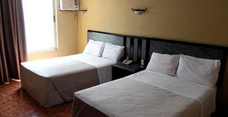 Hotel Universo Guadalajara - Гвадалахара - Спальня