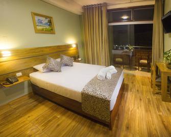 Copasu Hotel - Puerto Maldonado - Slaapkamer