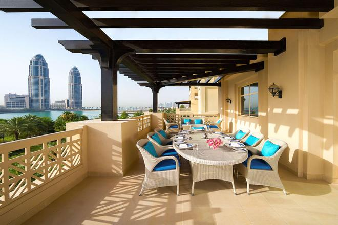 Grand Hyatt Doha - Doha - Balcony