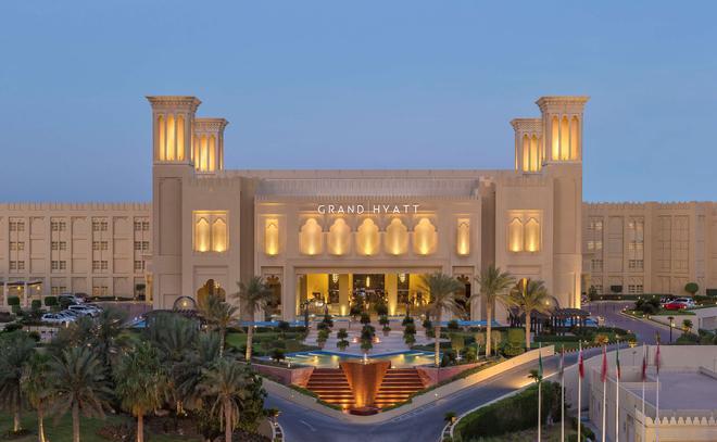 Grand Hyatt Doha - Doha - Building
