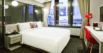 Ning Xia No.2 Inn - טאיפיי - חדר שינה