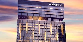 Oasia Hotel Novena, Singapore (Sg Clean) - Singapur - Gebäude