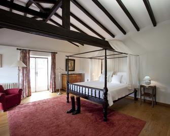 Auberge Ostape - Bidarray - Bedroom