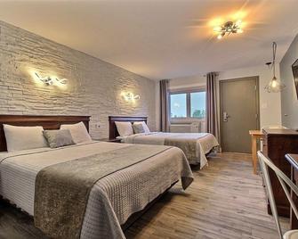 Hotel Motel Le Quiet - Lac-Mégantic - Schlafzimmer