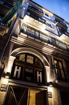 Hulot B&B Valencia - Valencia - Building