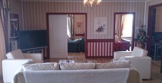 Babka Tower Suites - ורשה - סלון