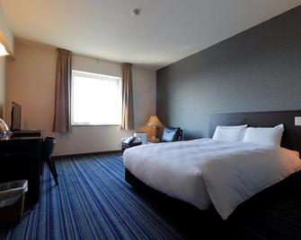 Spring Sunny Hotel Nagoya Tokoname - Tokoname - Bedroom