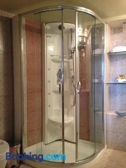 Pyrgos Of Mystra - Sparta - Bathroom