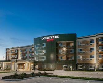 Courtyard by Marriott Omaha Bellevue at Beardmore Event Center - Белвью - Здание