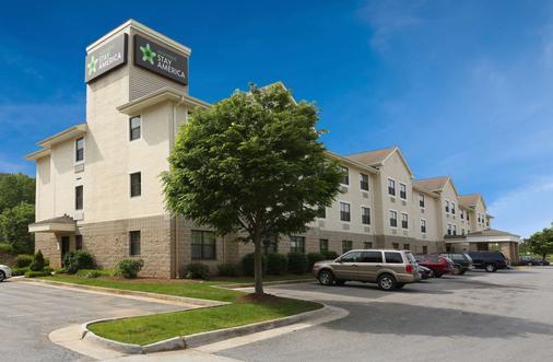 Extended Stay America Lynchburg - University Boulevard - Lynchburg - Toà nhà