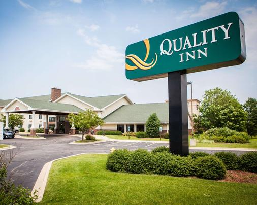 Quality Inn Bollingbrook I-55 - Bolingbrook - Gebäude