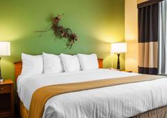 Quality Inn Bollingbrook I-55 - Bolingbrook - Schlafzimmer