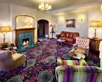Kingsway Hotel Cleethorpes - Cleethorpes - Obývací pokoj