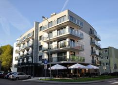 Hotel Hel - Hel - Rakennus