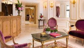 Académie Hôtel Saint Germain - París - Lobby