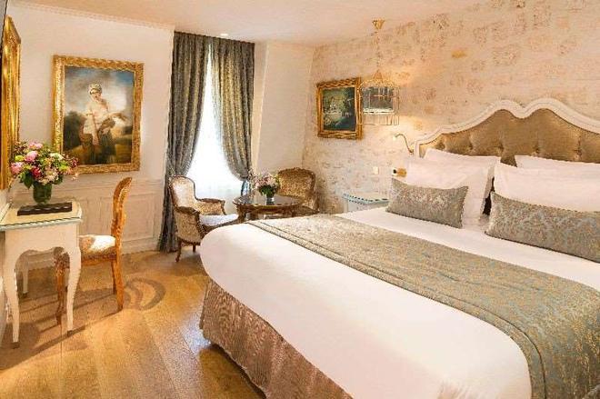 Académie Hôtel Saint Germain - Paris - Bedroom