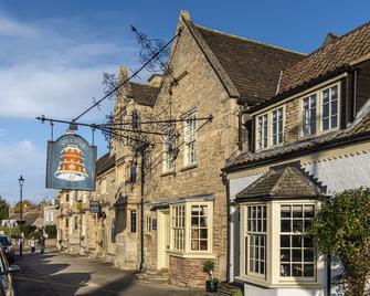 The Bell Inn Stilton - Peterborough - Gebouw