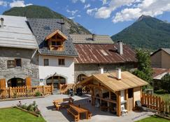 Le Bacchu Ber - Briançon - Bygning