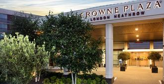 Crowne Plaza London - Heathrow - West Drayton - Vista externa