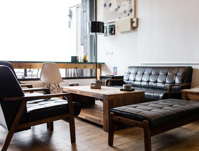 Quiet Sea - Hengchun - Living room