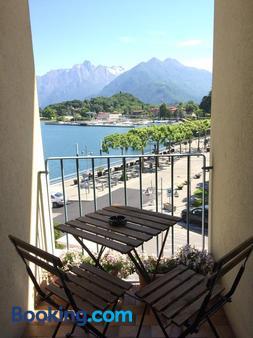 Hotel Risi - Colico - Balcony