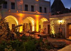 Safran Cave Hotel - Γκιόρεμε - Κτίριο
