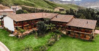 Hotel Spa Casa de Adobe - Villa de Leyva - Κτίριο