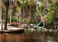 Cirandeira Bela Amazon Cabins - Manacapuru - Utomhus