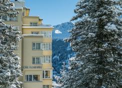Hotel Hohenfels - Arosa - Κτίριο