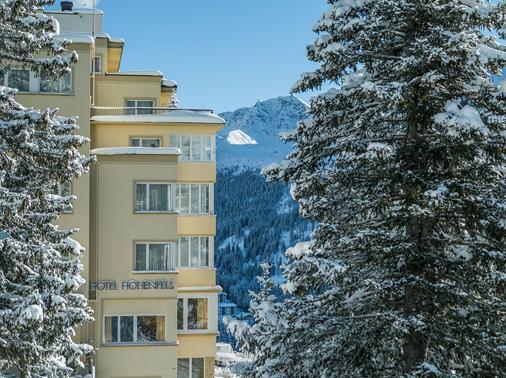 Hotel Hohenfels - Arosa - Building