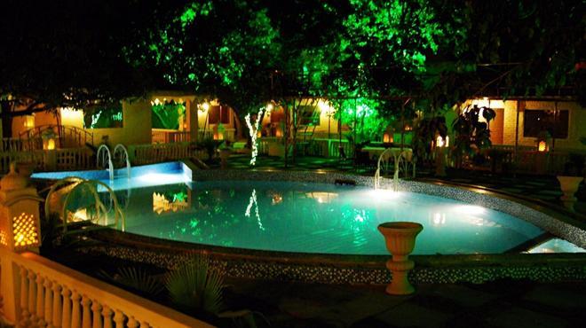 民俗文化spa度假村 - 齋浦爾 - 游泳池