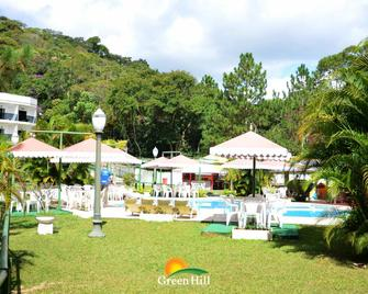 Hotel Green Hill - Juiz de Fora - Piscina