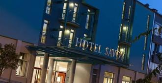 Hotel Savoy - Grado - Bygning