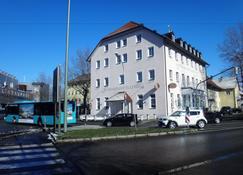 Bodenseehotel Lindau - Lindau (Bavaria) - Building