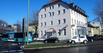 โบเดินเซโฮเทล ลินเดา - ลินเดา - อาคาร