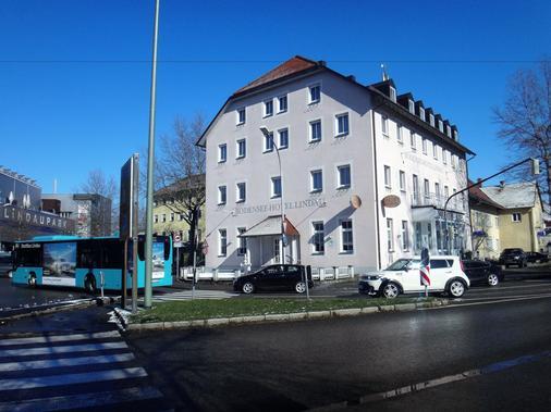 Bodenseehotel Lindau - Lindau (Bavaria) - Rakennus