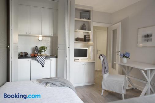 Von Deska Townhouses - Ivy House - Hamburg - Bedroom