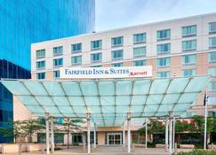 Fairfield Inn and Suites by Marriott Indianapolis Downtown - Indianapolis - Building
