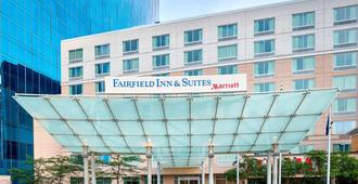 Fairfield Inn and Suites by Marriott Indianapolis Downtown - Indianápolis - Edifício