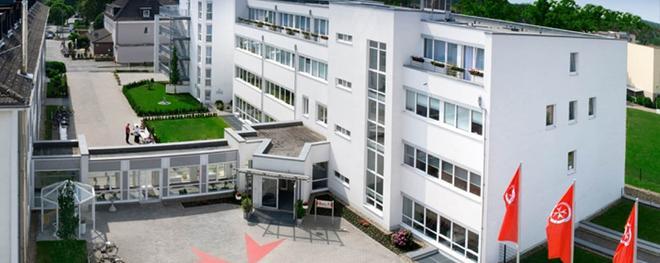 Johanniter Gästehaus - Μίνστερ - Κτίριο