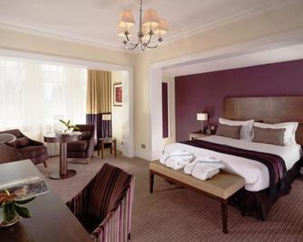 曼谷麗晶公園酒店 - 撒卡曼 - 紐伯里 - 臥室