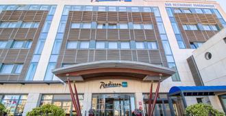Radisson Blu Hotel, Biarritz - บีอาริส - อาคาร