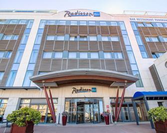 Radisson Blu Hotel, Biarritz - Biarritz - Building