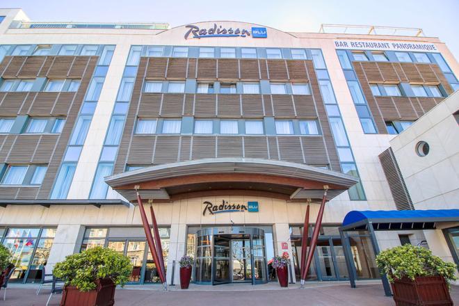 Radisson Blu Hotel, Biarritz - Biarritz - Κτίριο
