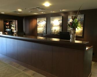 Executive Suites Hotel & Resort, Squamish - Squamish - Receptie