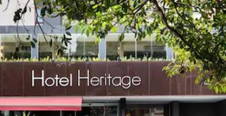 Hotel Heritage - סאו פאולו - נוף חיצוני