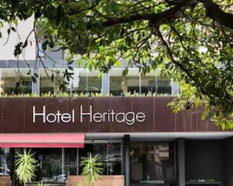 Hotel Heritage - São Paulo - Vista del exterior