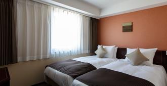 Keikyu Ex Inn Haneda Anamoriinari - Tokyo - Bedroom