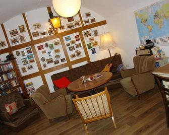 Lotte-Hostel - Heidelberg - Bedroom